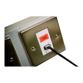 Brother Tz451 - Noir Sur Rouge - Rouleau (2,4 Cm X 8 M) 1 Unit�s Bande Imprimante - Pour P-Touch Pt-2300, Pt-2430pc, Pt-2450dx, Pt-530, Pt-540, Pt-9200