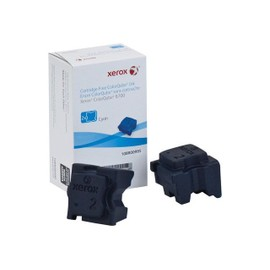 Xerox - 2 - Cyan - Encres Solides - Pour Colorqube 8700, 8700_As, 8700s, 8700x, 8700xf