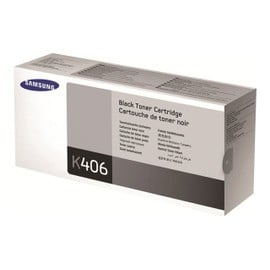 Samsung Clt-K406s - Noir - Original - Cartouche De Toner - Pour Clp-360, 365, 368; Clx 3300, 3305, 3306; Xpress C460, C467