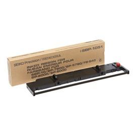 Seiko Precision Sbp-1051 - 1 - Noir - Ruban Tissu