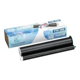 Sagem Ttr900 - 1 - Noir - Ruban Transfert Pour Imprimante - Pour Phonefax 300, 400