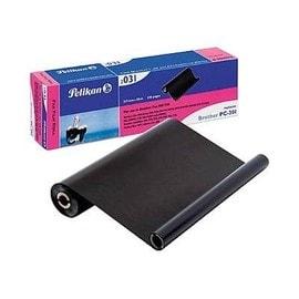Pelikan 2031 - Noir - Recharge Ruban D'encre D'imprimante (Transfert Thermique) - Pour Brother Fax 910, 917, 920, 930, 931, 940; Intellifax 750, 770, 775, 870mc, 885mc; Mfc 925