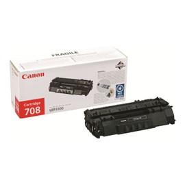 Canon 708 - Noir - Original - Cartouche De Toner - Pour I-Sensys Lbp3360; Laser Shot Lbp-3300, 3360