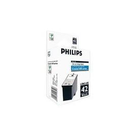 Cartouche D'encre Noir Philips Pfa 542