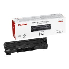 Canon 712 - Noir - Original - Cartouche De Toner - Pour I-Sensys Lbp3010, Lbp3100