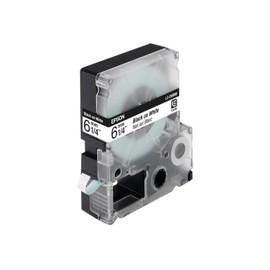 Epson Lc-2wbn9 - �tiquettes Pour Bandes Magn�tiques - Noir Sur Blanc - Rouleau (0,6 Cm X 9 M) 1 Rouleau(X) - Pour Labelworks Lw-1000p, Lw-300, Lw-400, Lw-400vp, Lw-600p, Lw-700, Lw-900p