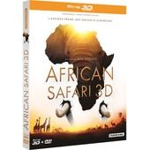 African Safari - Combo Blu-Ray3d + Dvd de Ben Stassen