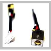 Connecteur DC JACK Pour Packard Bell Easynote LM85 (Avec Cable)