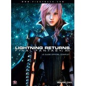 Lightning Returns : Final Fantasy Xiii : Le Guide Officiel Complet de Piggyback