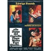 Alle Dame Del Castello Piace Molto Fare Quello...- Les Vierges Folichonnes (1969)Edition Limit�e Et Num�rot�e de Jozef Zachar