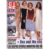 Cin� Revue N� 36 - Yasmine Bleeth / Sarah Jessica Parker / Vincent Perrot / Bourvil ....