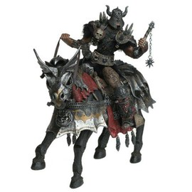 Figurine Spawn Dark Ages Series 22 Spawn The Bloodaxe And Thunderhoof