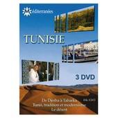 Tunisie : De Djerba � Tabarka - Tunis, Tradition Et Modernisme - Le D�sert de Chantal Baumann