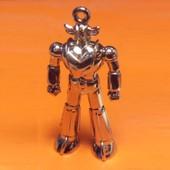 Figurine Goldorak En M�tal Chrom� Pour Pendentif Ou D�coration - Grendizer