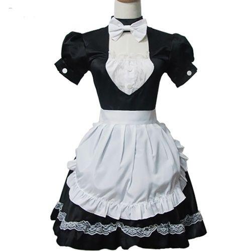 Enfants Costumes Tablier Blanc Vert Taille 152
