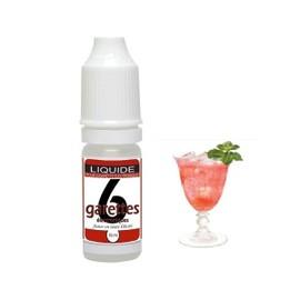 6garettes �lectroniques : E Liquide Fraise Colada Eliquide 19mg De Nicotine (6garettes)