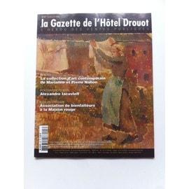 La Gazette De L'h�tel Drouot N� 27 : Collection D'art Contemporain Marianne Et Pierre Nahon - Alexandre Iacovleff