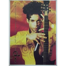 Prince Poster- New Power Generation Act 1