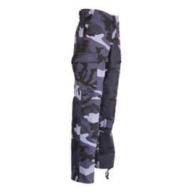 Pantalon Treillis Bdu Camouflage Skyblue Urbain Urban Bleu Blue Sky Camo Camoufl� Cam