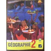 Geographie 2� de Annette CIATTONI