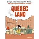Pauline Bardin : Québec Land (Livre) - Livres et BD d'occasion - Achat et vente