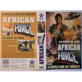 African Force, Operation Hit Squad de Kathy Viedge, Tony Van Der Merwe
