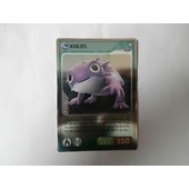 Axolotl Metal No 249 Invizimals Holo