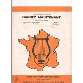DANSEZ MAINTENANT