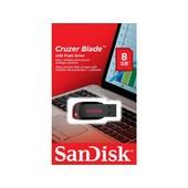 Sandisk Cruzer Blade Cl� Usb 8 Go 8go 8g Sdcz50-008g-Ffp