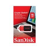 Sandisk Cruzer Switch Cl� Usb 16 Go 16g 16go Sdcz52-016g-B35