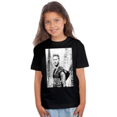T-Shirt M Pokora Robin Des Bois - Enfant - Noir