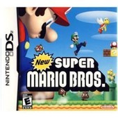 NINTENDO DS NEW SUPER MARIO BROS.