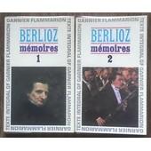 M�moires En Deux Volumes Pr�sent� Par Pierre Citron De Berlioz Hector de Hector BERLIOZ