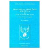Principes et problèmes spirituels du Rite Ecossais Rectifié et de sa chevalerie templière
