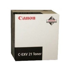 Canon C-Exv 21 - Noir - Original - Cartouche De Toner - Pour Canon Irc3580; Imagerunner C2880, C3380; Ir C2880, C3380; Irc 2380, 3380, 3580