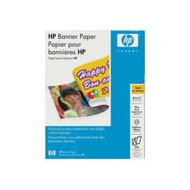 Hp - Banderoles - A4 (210 X 297 Mm) - 90 G/M2 - 100 Unit�s - Pour Deskjet 1112, Ink Advantage 1115; Officejet G85, R40, R60, R80, T45, T65