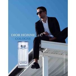 Dior Homme Cologne De Dior - Publicit� De Parfum Incarn� Par Robert Pattinson - Dio74