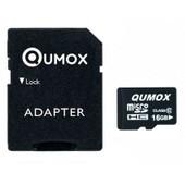 Qumox 16gb Micro Sd Memory Card Class 10 16 Gb 16go Go Carte M�moire Highspeed