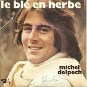 Le Ble En Herbe/Pour Un Flirt - Michel Delpech