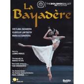 La Bayad�re Minkus/Petipa Bolshoi Ballet de Vincent Bataillon