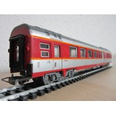 Voiture Sncf Mixte Fourgon Grand Confort A4dtux Ho 1/87eme Ref 5342 B.O