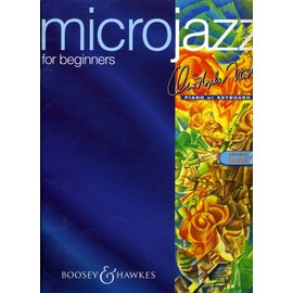 Microjazz Level 2 For beginners