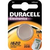 Pile Bouton Lithium Duracell Cr1620 3v Par Pile Du Web