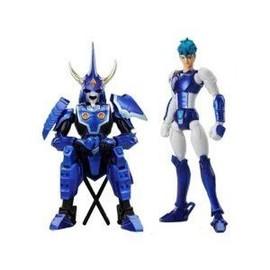 Armor Plus 10 Yoroiden Samurai Troopers Sky Tenku Touma Tamashii Web Limited Figure