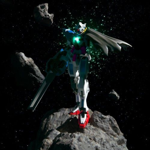 Bandai Gundam Exia Repair [Side Ms] Robot Spirits
