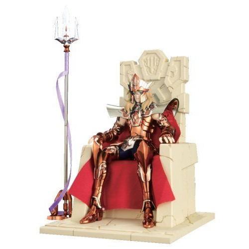 Bandai Saint Seiya Myth Cloth - Julian Solo - Le Dieu Poseïdon ''royal Ornament Edition''