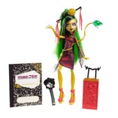 Monster High S�rie *Scaris Deluxe* City Of Frights Asst.Y0376 Poup�e Doll Y0378 Jinafire Long
