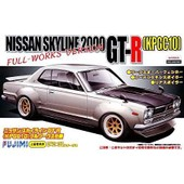 1/24 Nissan Skyline 2000 Gt-R (Kpgc10) Full-Works Version