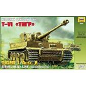 Zvezda - Z3646 - Maquette - Tigre I Ausf E
