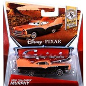Disney Cars Y7188 Hank Halloween Murphy Collection Retro Radiator Springs - Voiture Miniature Echelle 1:55